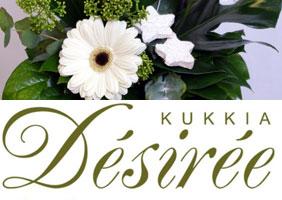 Kukkakauppa Desiree