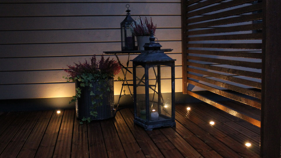 Euli Deck LED Set