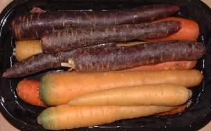 Porkkana Kuorineen