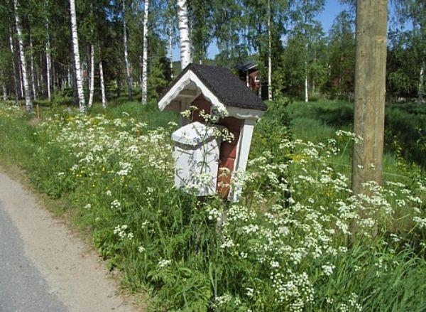Postilaatikkotelineen Rakentaminen
